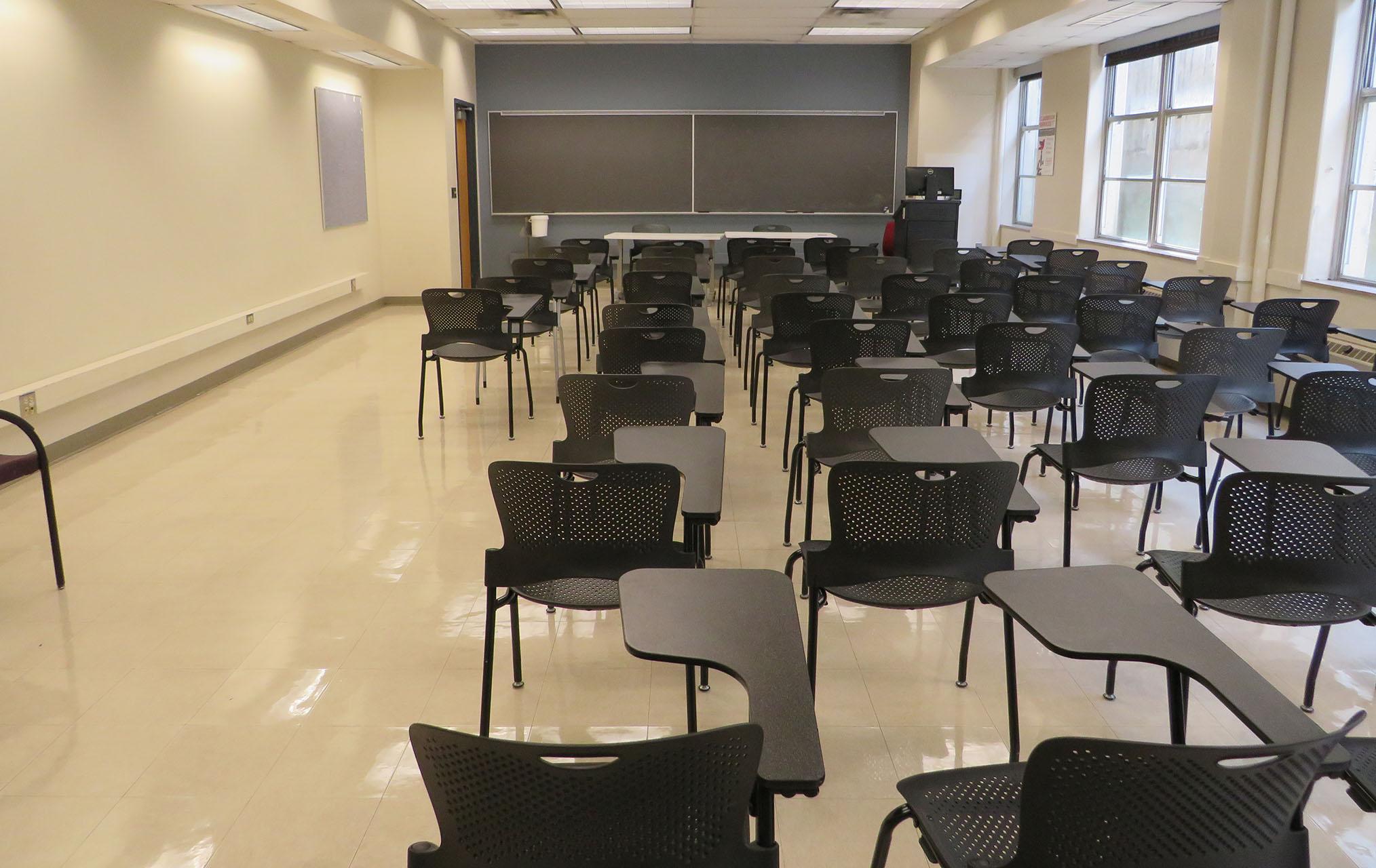 Arps Hall Room 12