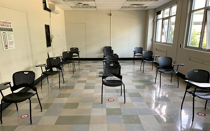 Caldwell Lab Room 109