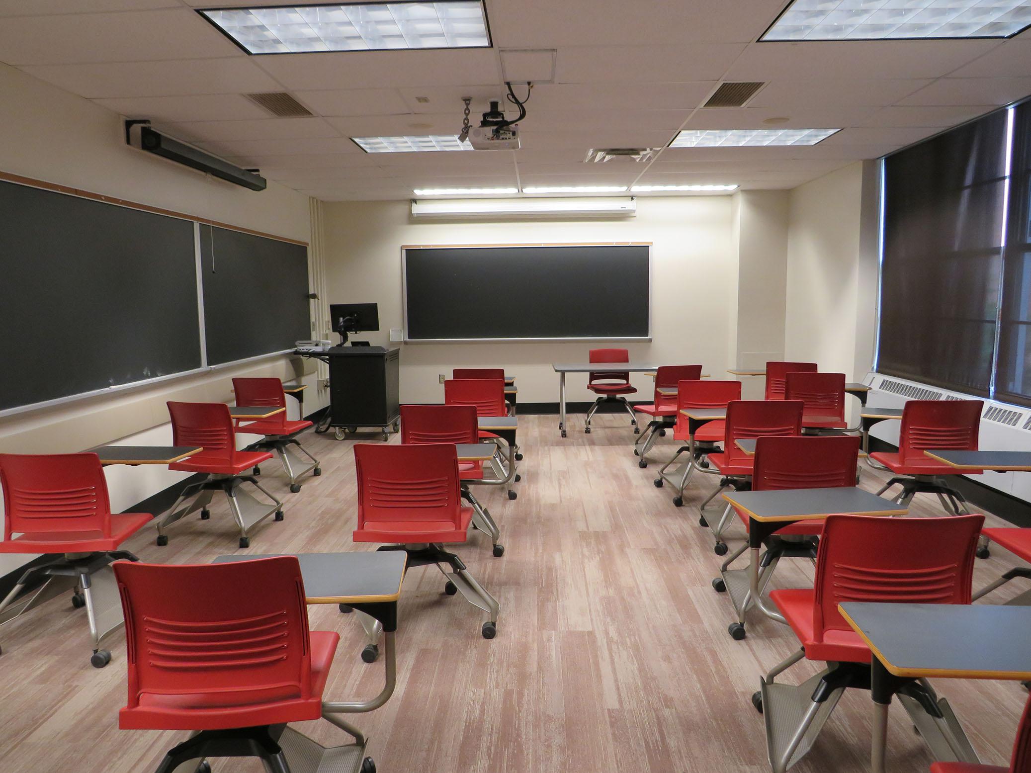 Denney Hall Room 202