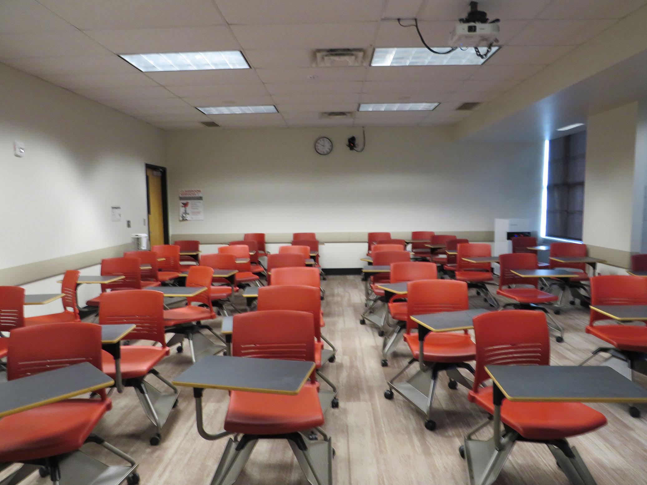 Denney Hall Room 206