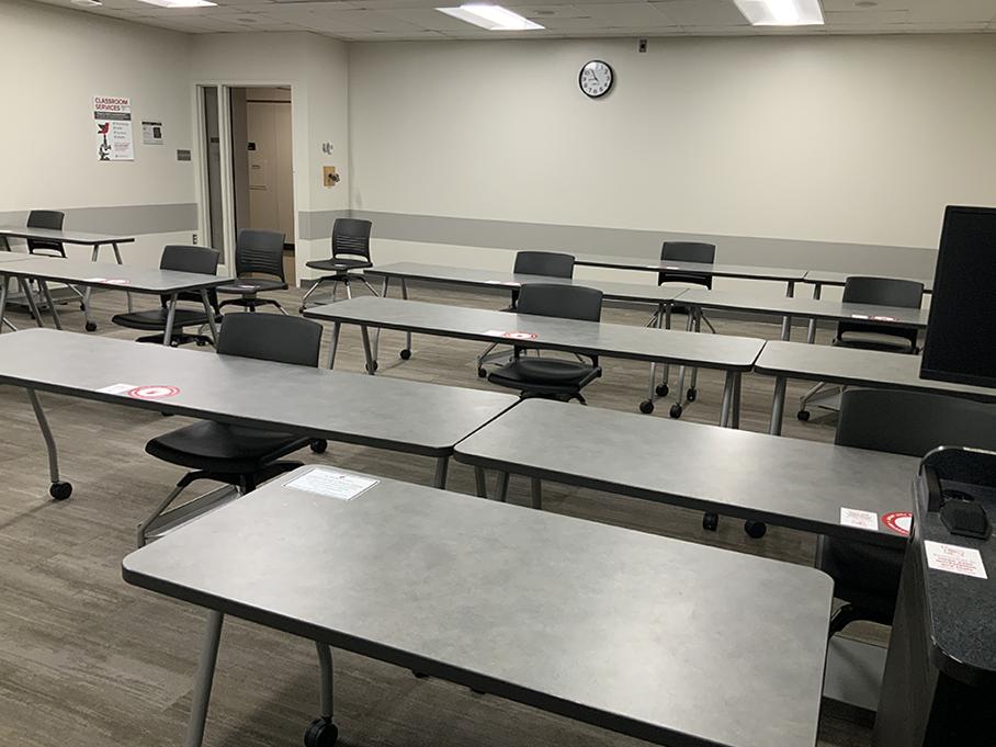 Dreese Laboratories Room 357