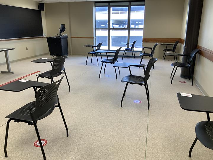 Enarson Classroom Building Room 326