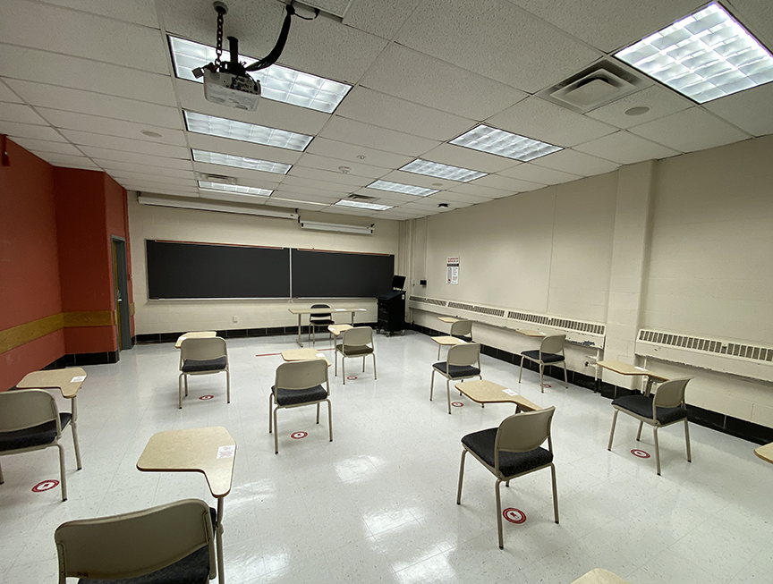 Evans Laboratory Room 2003