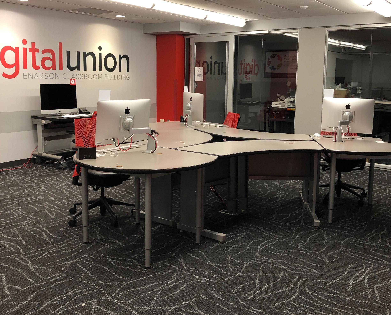 Enarson Classroom Building Digital Union