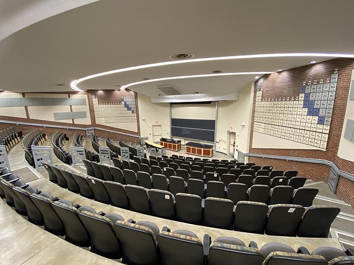 Evans Laboratory Room 1008