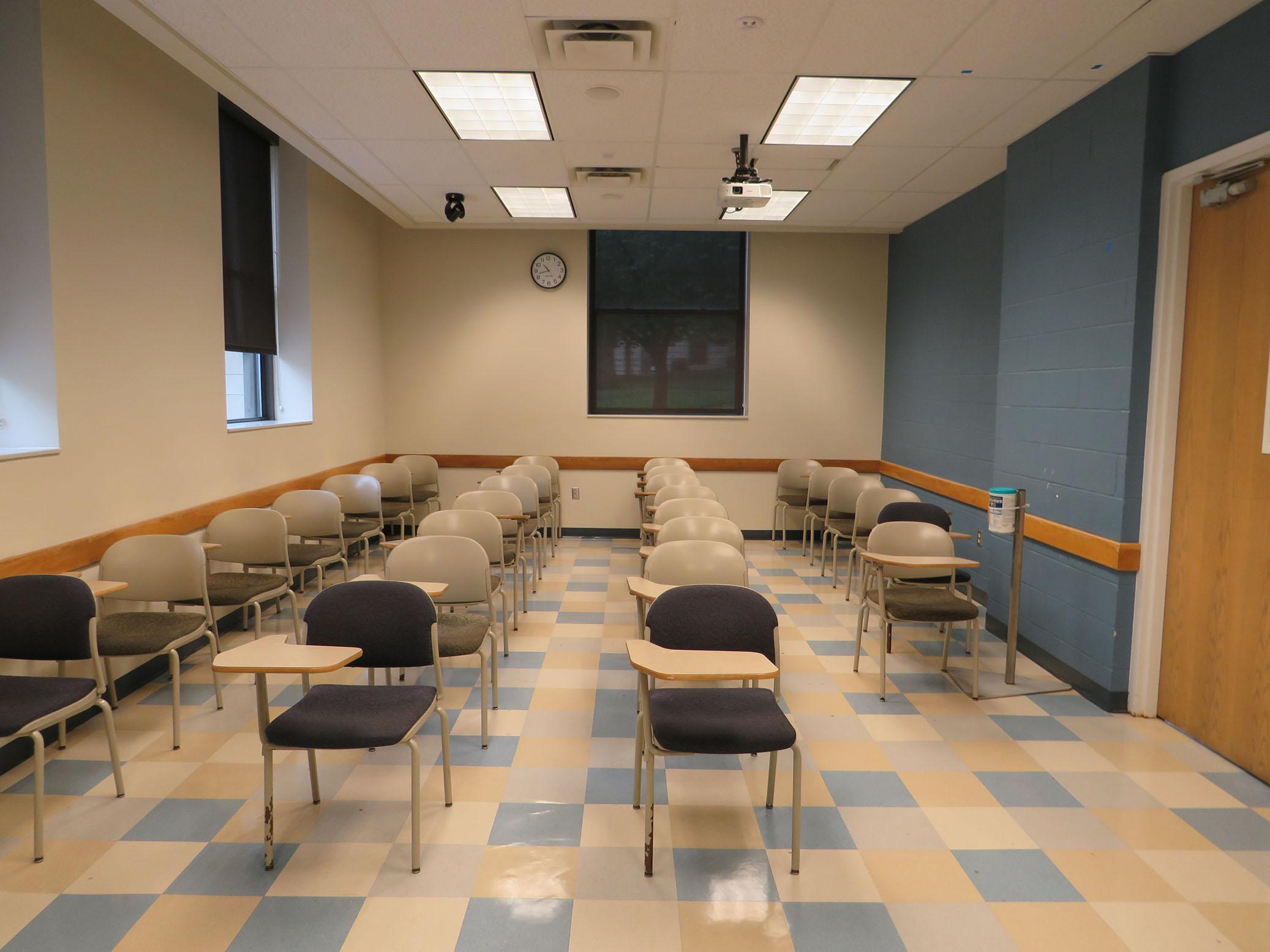 Lazenby Hall Room 001