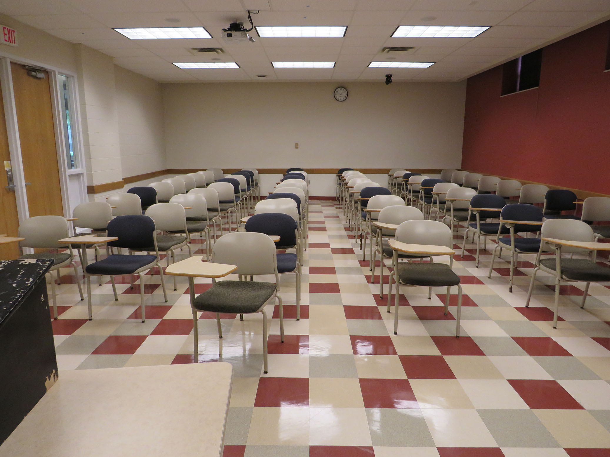 Lazenby Hall Room 002