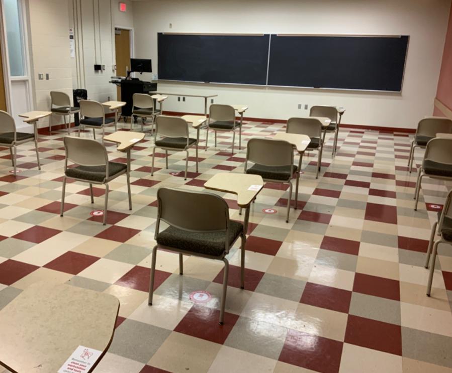 Lazenby Hall Room 034