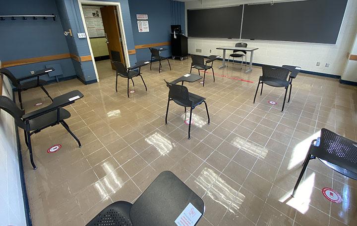 MacQuigg Laboratory 155