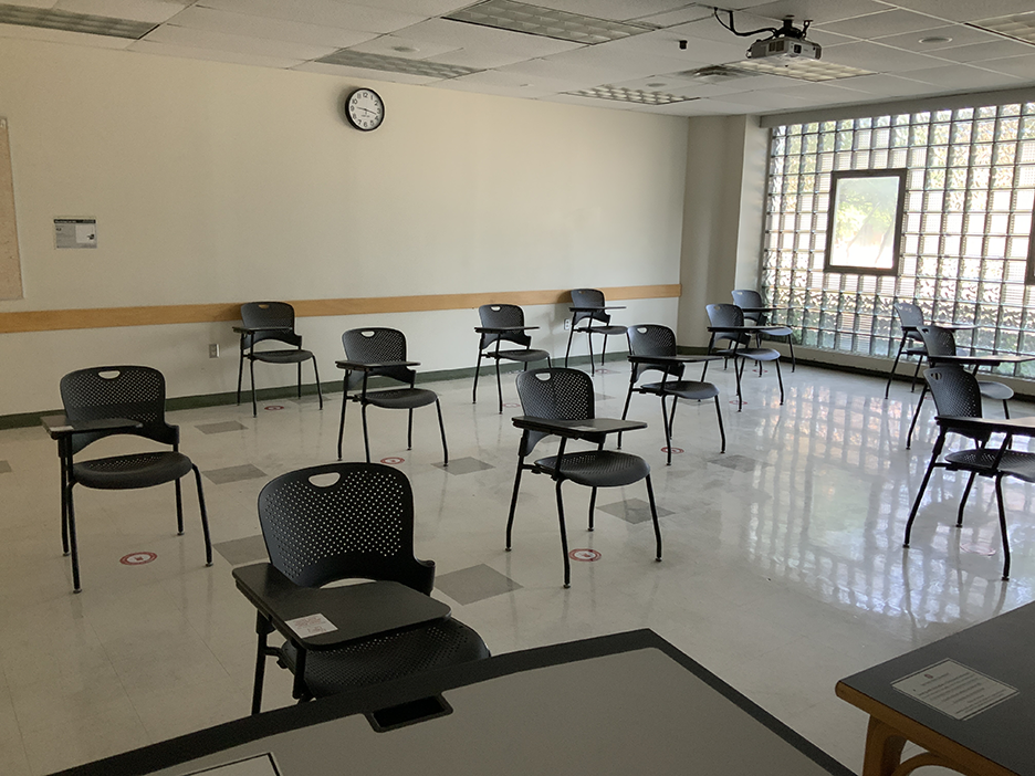 MacQuigg Laboratory 162
