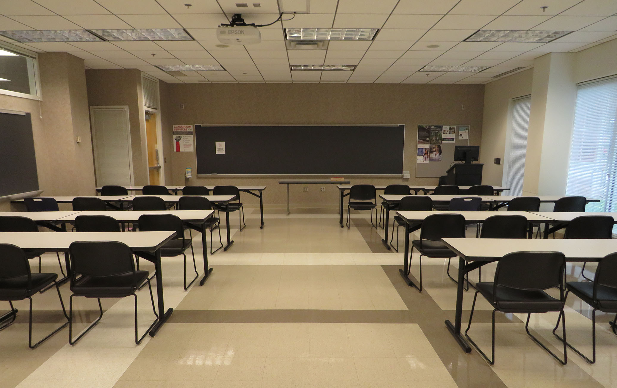 Physical Activity and Education Building Room 105