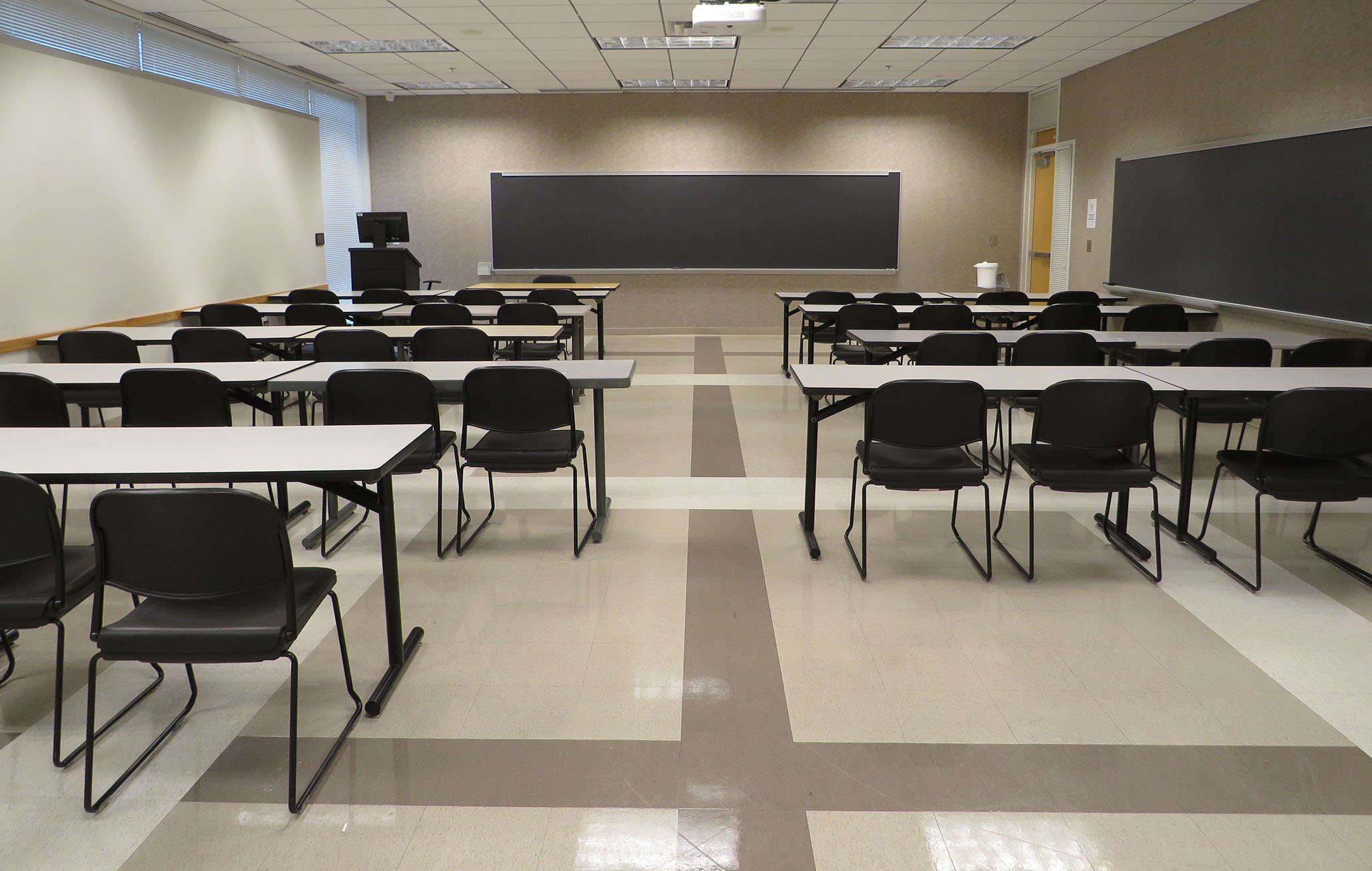 Physical Activity and Education Building Room 109