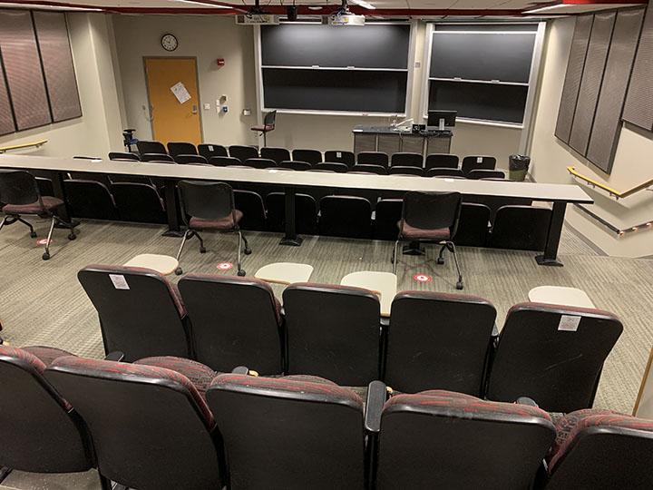 Smith Laboratory Room 1009