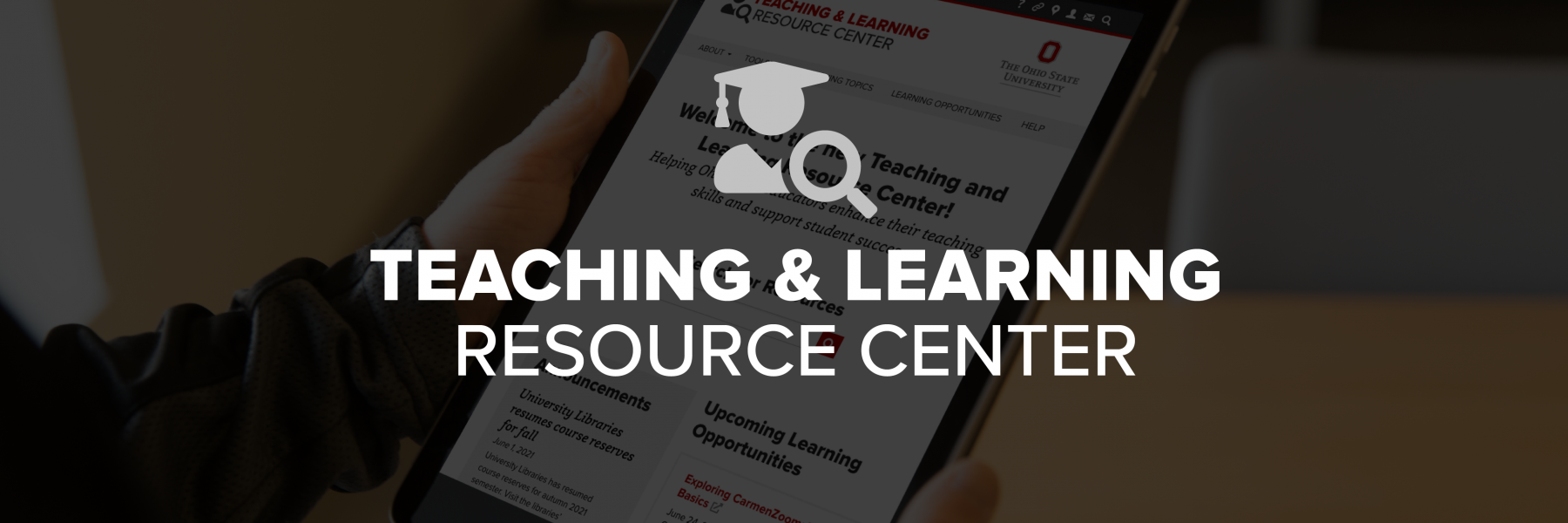 Teaching and Learning Resource Center